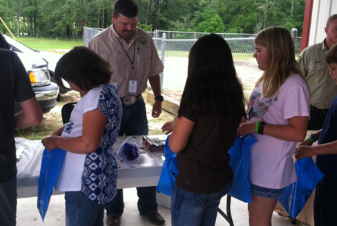 Holmes County Emergency Management recently hosted their annual Emergency Preparedness Day?
